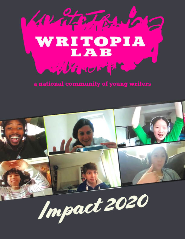Picture of Impact report 2020 Cover